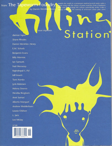 filling Station Issue 18