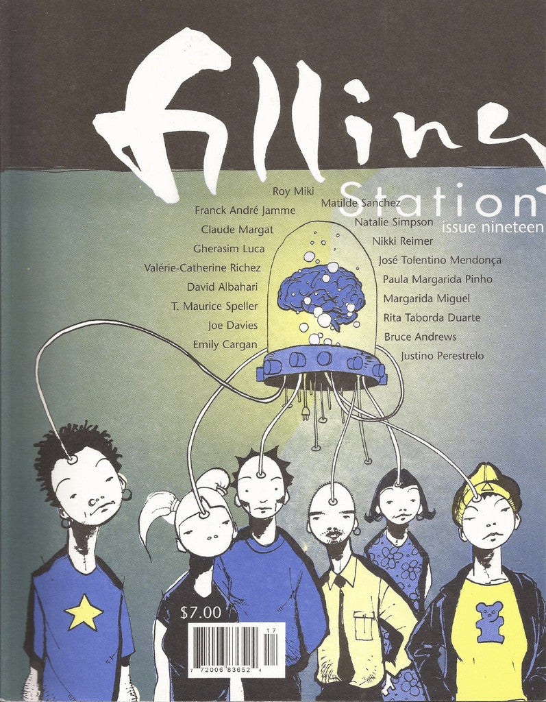 filling Station Issue 19