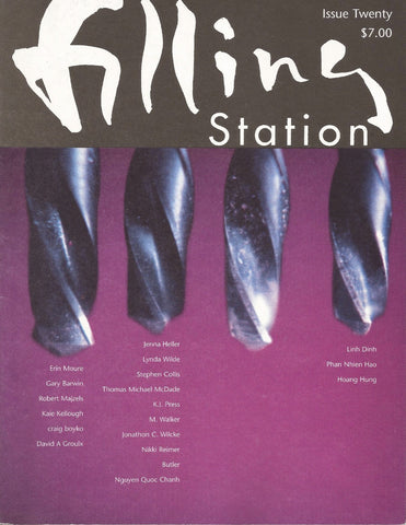 filling Station Issue 20