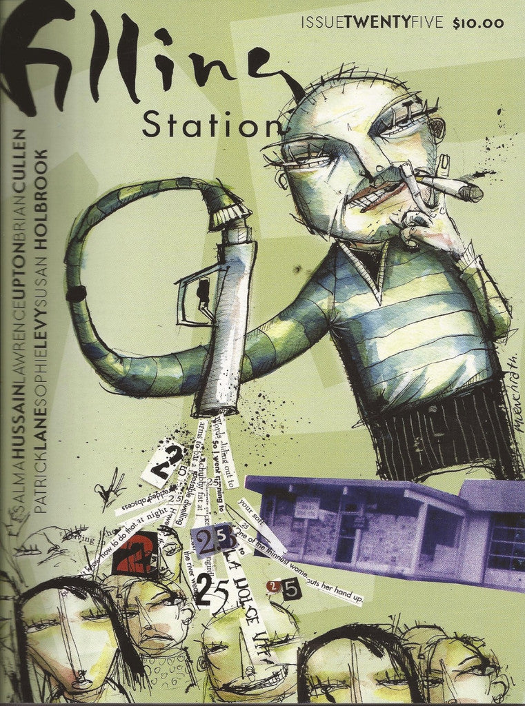 filling Station Issue 25