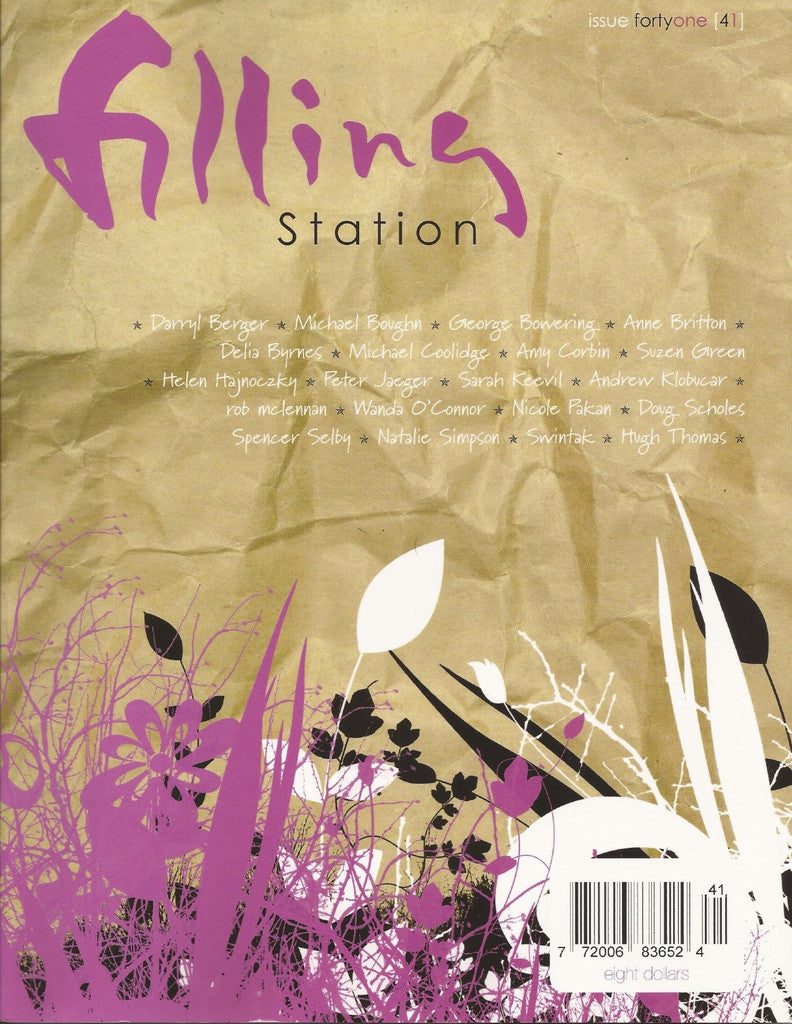 filling Station Issue 41