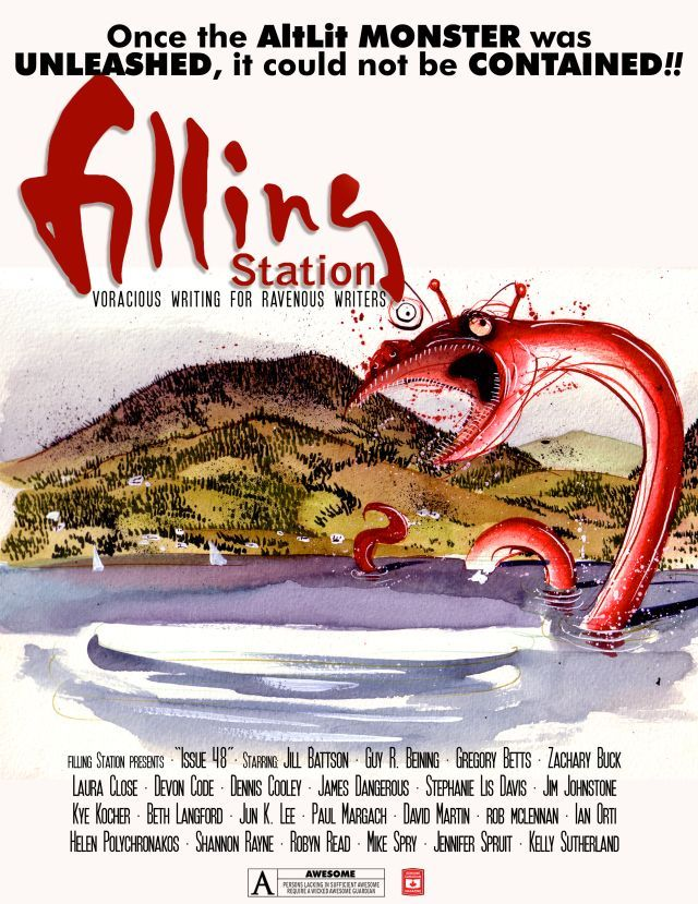 filling Station Issue 48