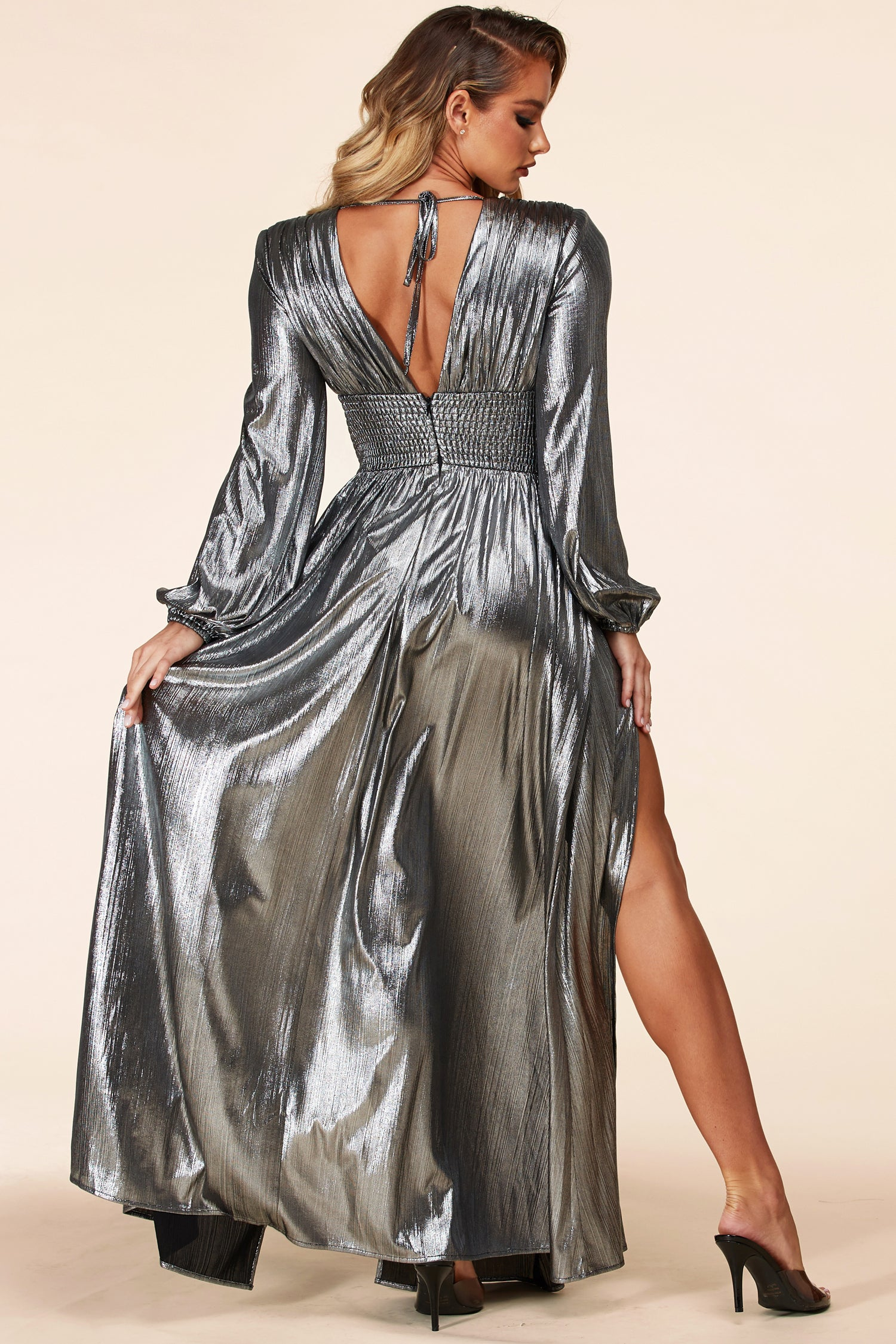 CD685-METALLIC GRAY