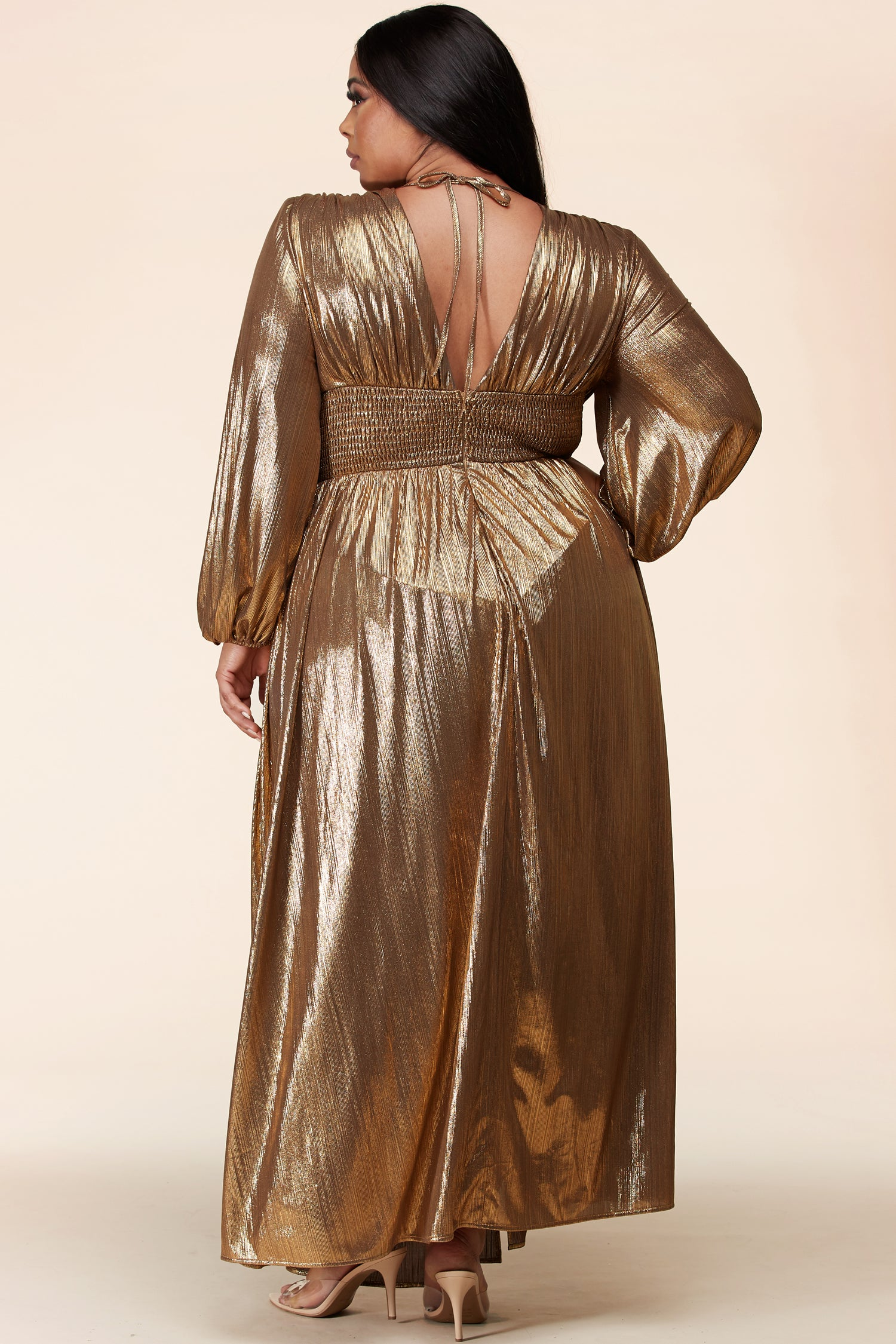 PCD685-METALLIC GOLD