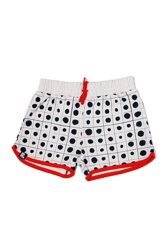 Circles Retro Short