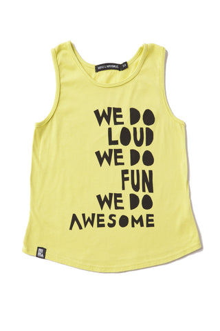 We Loud Swing Tank