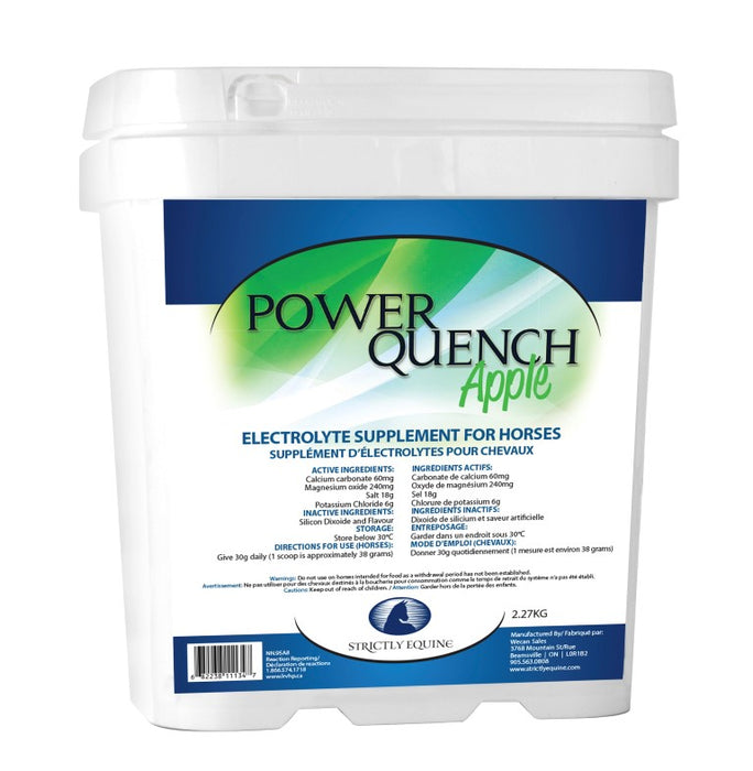 STRICTLY EQUINE POWER QUENCH, APPLE