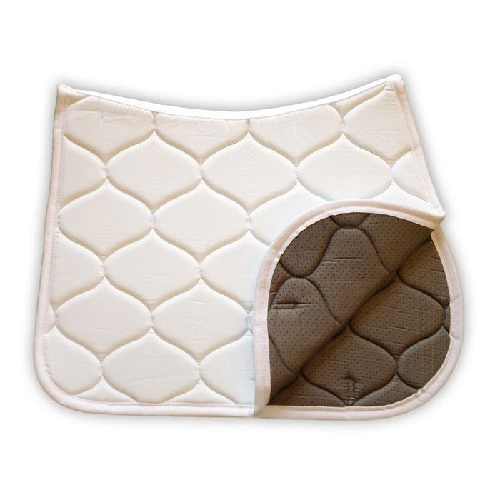 BENEFAB BY SORE NO-MORE THERAPEUTIC CERAMIC ALL-PURPOSE PAD WHITE