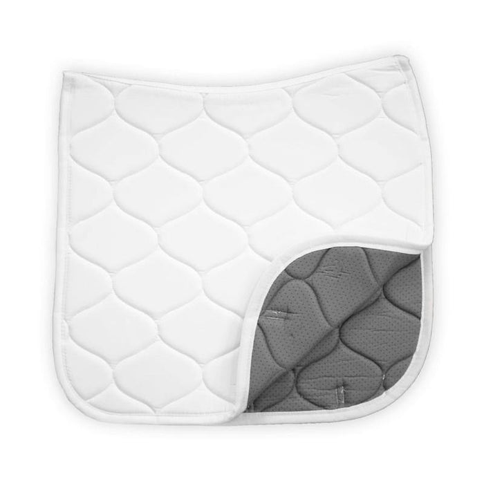 BENEFAB BY SORE NO-MORE THERAPEUTIC CERAMIC DRESSAGE PAD WHITE