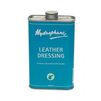 HYDROPHANE LEATHER DRESSING, 500 ML CAN