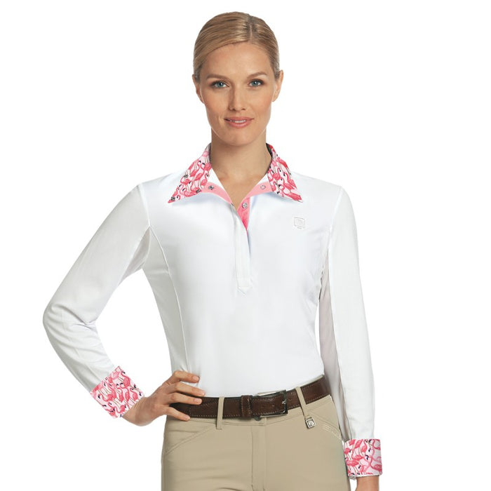 ROMFH LINDSAY LADIES LONG SLEEVE SHIRT