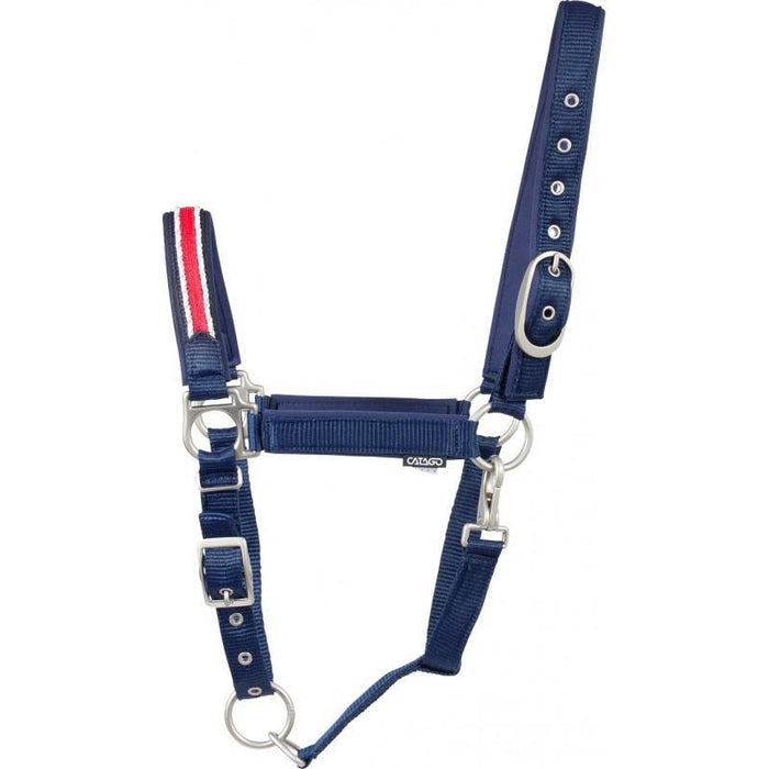 CATAGO DIAMOND HALTER - TackN'Bark