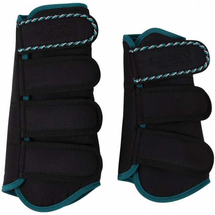 CATAGO DIAMOND DRESSAGE BOOTS - TackN'Bark