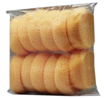 J.M. SADDLER ALL PURPOSE SPONGES, PACKAGE OF 12