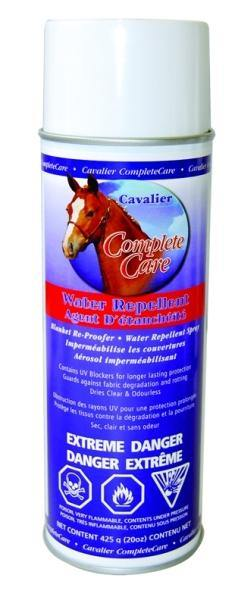 CAVALIER COMPLETE CARE WATER REPELLENT AEROSOL, 425 GM