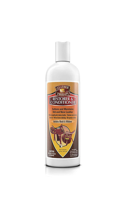 LEATHER THERAPY RESTORER/CONDITIONER, 473 ML