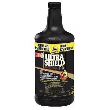 ABSORBINE ULTRASHIELD EX FLY REPELLENT SPRAY BONUS SIZE, 1.19L
