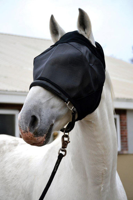 ABSORBINE ULTRASHIELD FLY MASK WITH EARS, COB