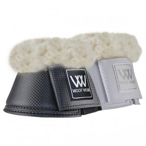 WOOF PRO OVERREACH BOOT WITH SHEEPSKIN COLLAR