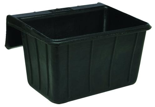 FORTEX RUBBER OVER THE FENCE FEEDER, 17 LITRE