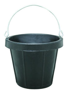 FORTEX HEAVY DUTY RUBBER PAIL, 11 LITRE