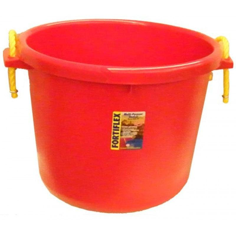 FORTIFLEX MULTI PURPOSE BUCKET, 66 LITRE
