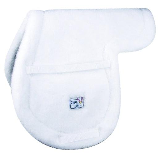 MEDALLION FLEECE CLOSE CONTACT PESSOA STYLE PAD WHITE