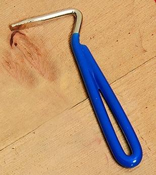 CAVALIER VINYL COATED HANDLE HOOF PICK