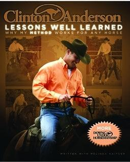 CLINTON ANDERSON, LESSONS WELL LEARNED