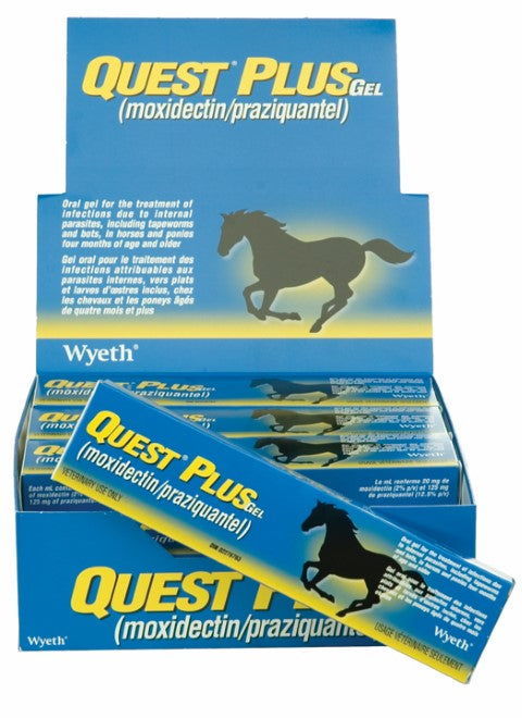 QUEST PLUS GEL DEWORMER