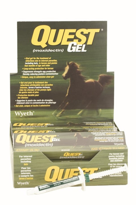 QUEST GEL DEWORMER