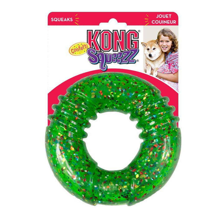 KONG SQUEEZZ CONFETTI RING