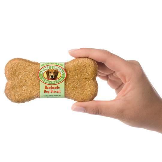 NATURE'S ANIMALS ORIGINAL BAKERY BISCUITS LAMB & RICE