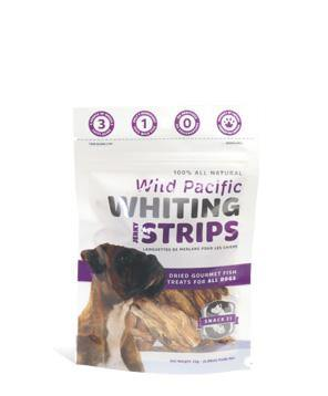 SNACK 21 PACIFIC WHITING FOR DOGS