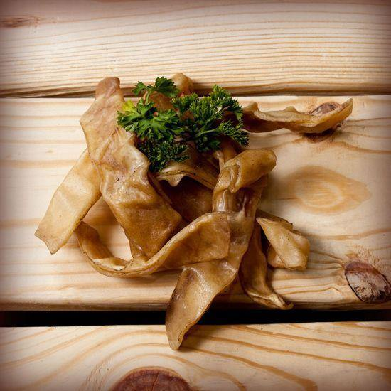 NORPUR PORK EARS STRIPS - TackN'Bark