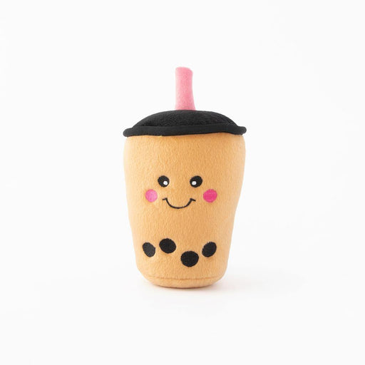 ZIPPYPAWS NOMNOMZ BOBA MILK TEA - TackN'Bark