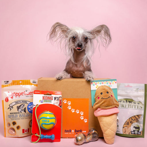 Tack N Bark Box Subscription - TackN'Bark