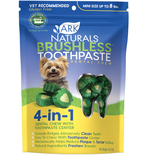 ARK NATURALS BRUSHLESS TOOTHPASTE - TackN'Bark