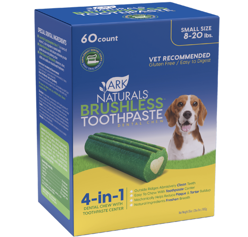 ARK NATURALS BRUSHLESS TOOTHPASTE VALUE PACK - TackN'Bark