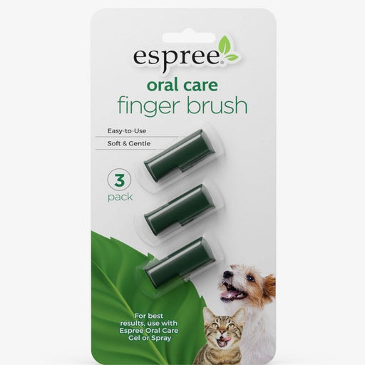 ESPREE FINGER TOOTHBRUSH