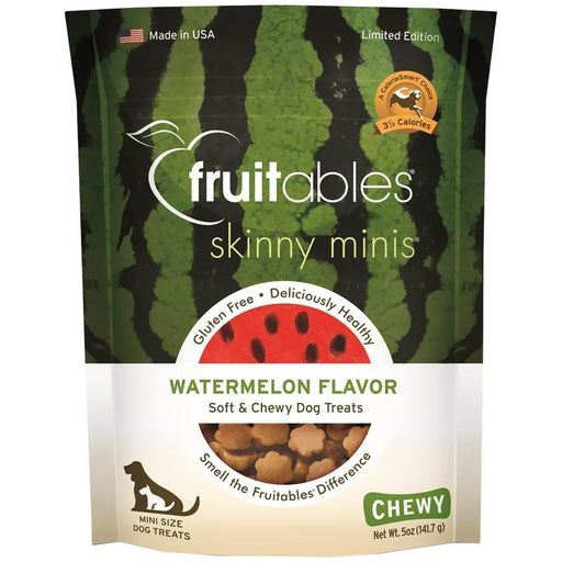 FRUITABLES  WATERMELON FLAVOR SKINNY MINIS