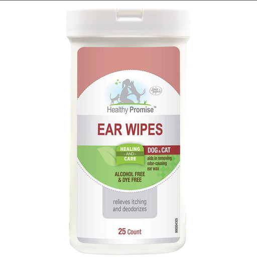 HEALTHY PROMISE PET EAR WIPES