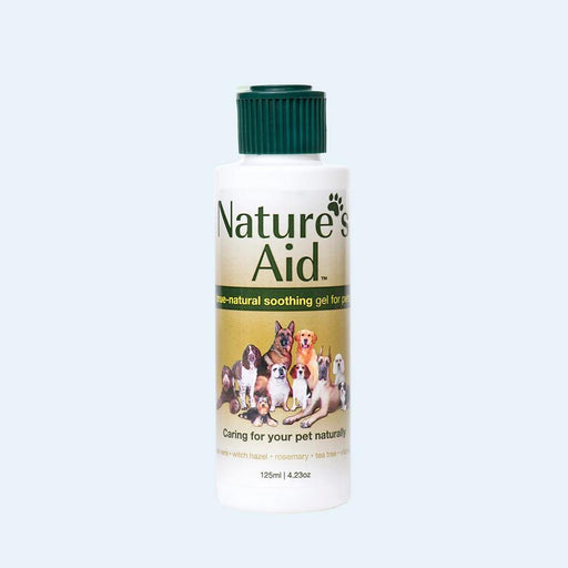 NATURE'S AID TRUE NATURAL SOOTHING GEL FOR  PETS - TackN'Bark