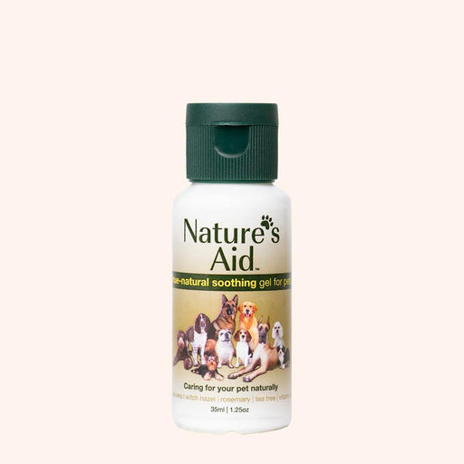 NATURE'S AID TRUE NATURAL SOOTHING GEL FOR  PETS