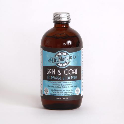 NATURPET DR MAGGIE SKIN AND COAT OMEGA 3 FISH OIL