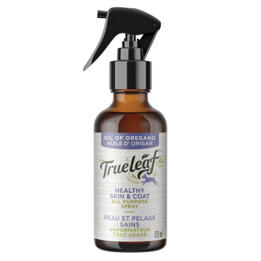 TRUE LEAF PET SKIN AND COAT SPRAY - TackN'Bark