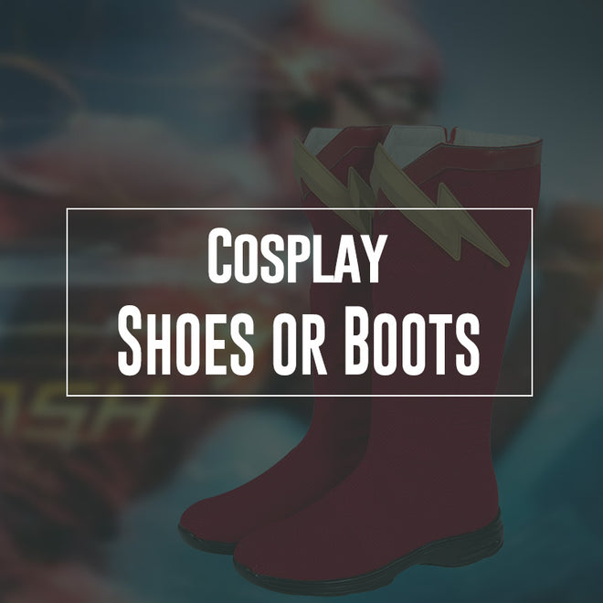 Cosplay Shoes or Boots | OneHeroSuits