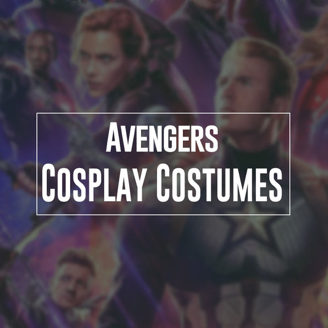 Avengers Cosplay Costumes Movie Level | OneHeroSuits