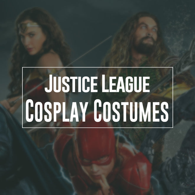 Justice League Cosplay Costumes | OneHeroSuits