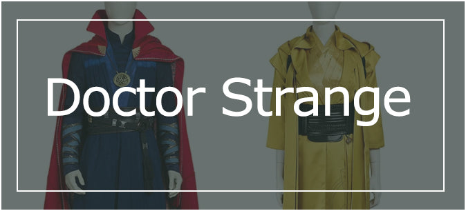 Doctor Strange Cosplay Costumes